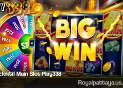 Cara Efektif Main Slot Play338