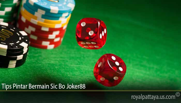 Tips Pintar Bermain Sic Bo Joker88